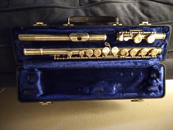 Photo Armstrong flute - $60 (Stevens Point)