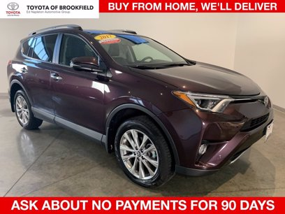 Photo Certified 2017 Toyota RAV4 Limited for sale