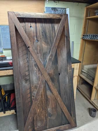 Photo Custom Sliding Barn Door - $200 (Wausau)