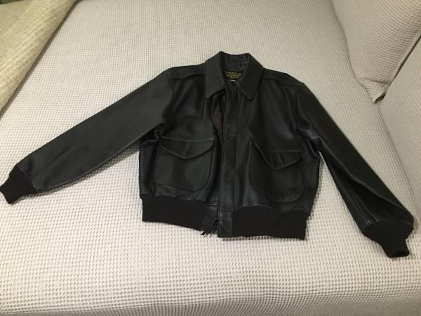Photo Flight jacket US Navy G-1 - $225 (Plover)