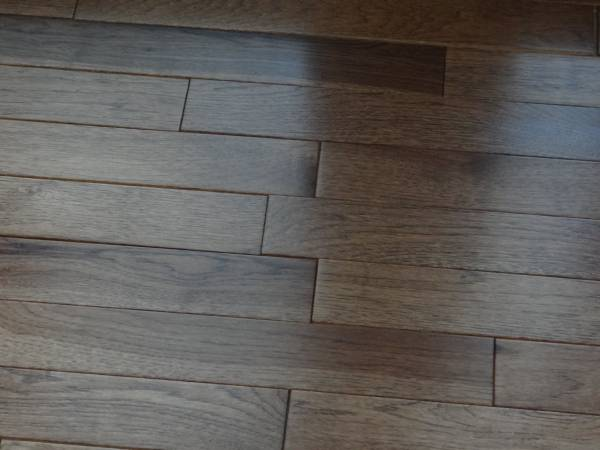 Great Lakes Solid Hickory Ginger Spice Wood Flooring Made In Usa