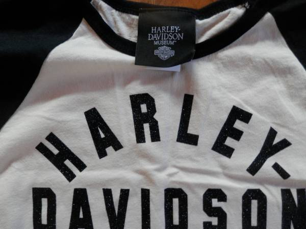 Photo Harley Davidson Women39s T Shirts Size Large - Choice OF $22 EACH - $22 (Wisconsin Rapids)