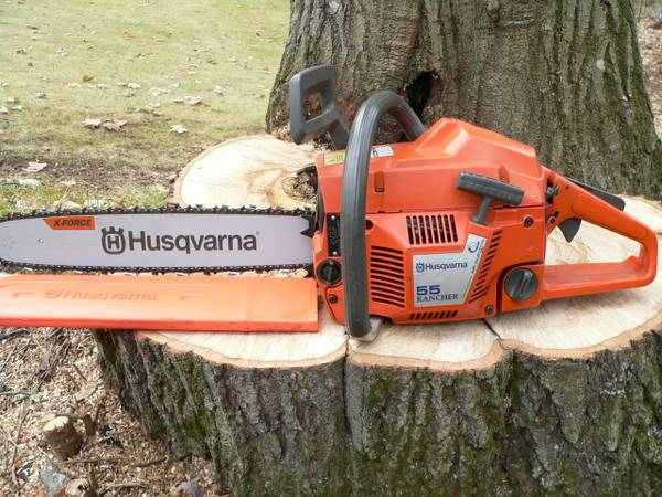 Photo Husqvarna 55 Rancher - $350 (Hatley)