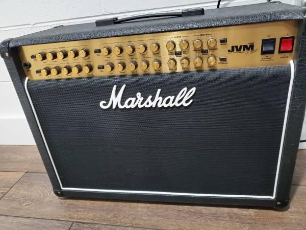 Photo Marshall JVM410C 100W Amp - $1,800