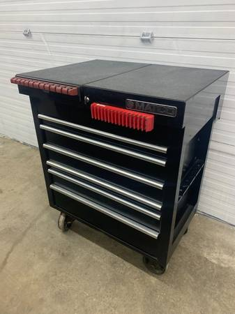 Photo Matco Tool Box With Tools - $1,100 (Bowler)