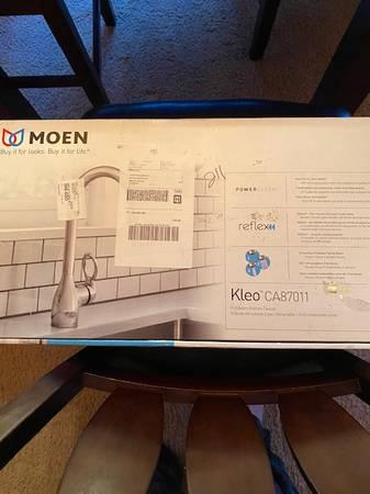 Photo Moen Pull Out Kitchen Faucet - $100 (Minocqua)