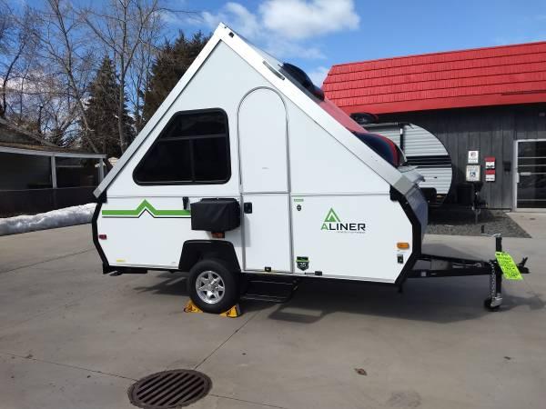 Photo New 2021 Aliner Scout Parks - $12,495 (Green BaySchultz RV)