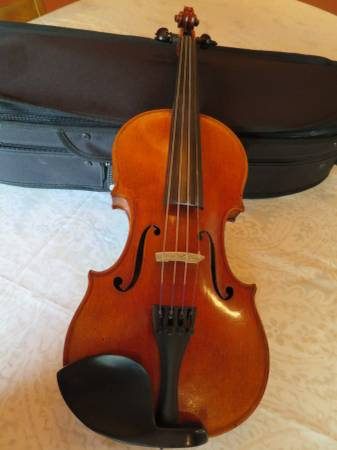 Photo Premium German Full Size Violin - $3700 (Stevens Point)