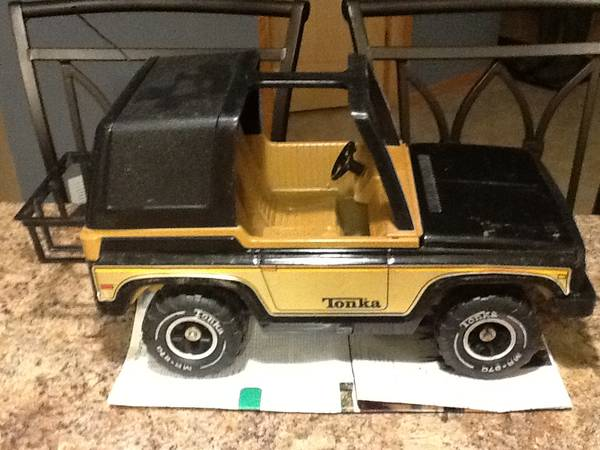 Photo Tonka Ford Bronco (USA) reduced price - $25 (Deerbrook)