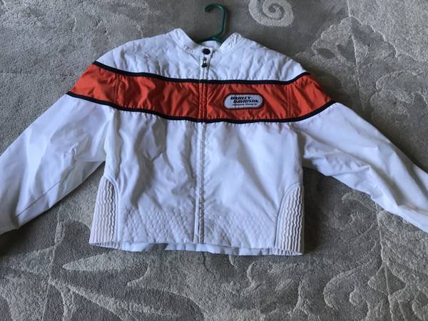 Photo Womens Harley Davidson womens jacket - $40 (Stevens Point)
