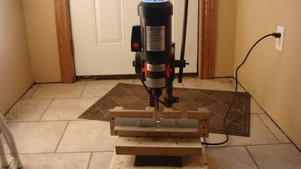 Photo mortising machine - $50 (DORCHESTER)