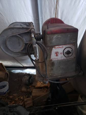 Photo paint shaker - $200 (Wisconsin Rapids)