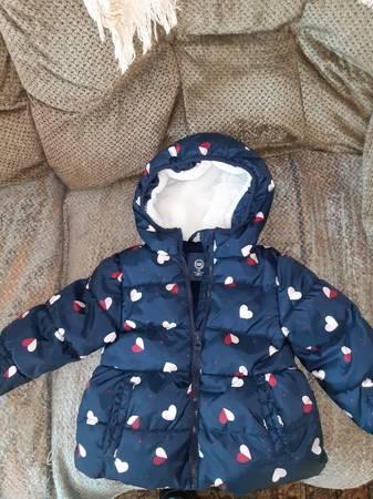 Photo 18 month girl winter coat - $20 (Wenatchee)