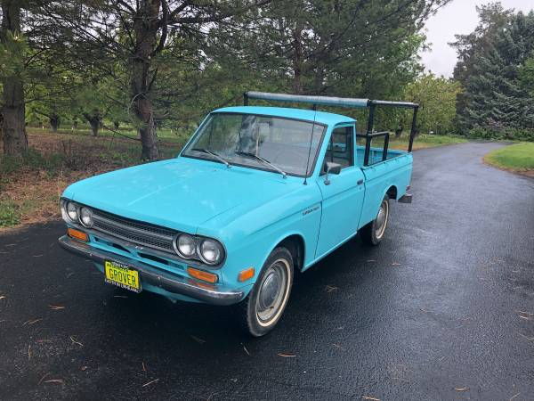 Photo 1970 Datsun Pickup - $3,999 (East Wenatchee)