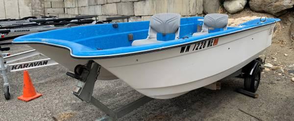Photo 1974 Livingston 1339 - $1,299 (Bob Feil boats and Motors)