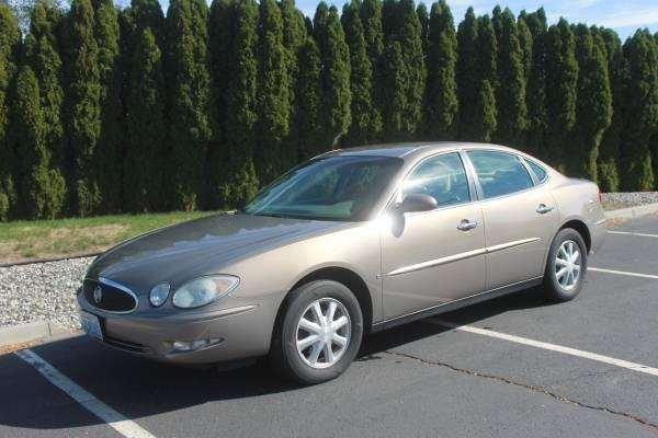 Photo 2006 Buick Lacrosse - $4,500 (Wenatchee,Wa.)