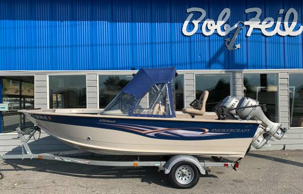 Photo 2006 SmokerCraft Ultima 172 - $18,995 (Bob Feil boats and Motors)