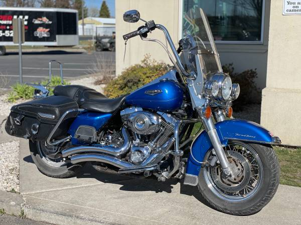 Photo 2007 Harley-Davidson Road King Classic - $7,995 (Harper Motorsports)