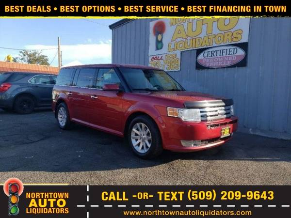 Photo 2009 Ford Flex SEL ($500 down you39re approved)