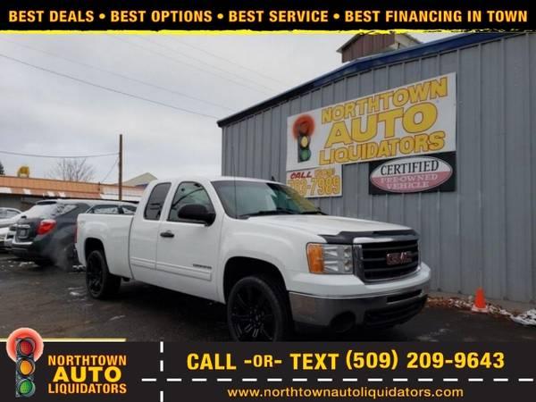 Photo 2011 GMC Sierra 1500 SLE ($500 down you39re approved)