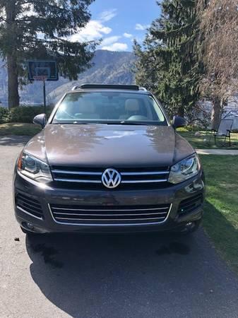 Photo 2011 VW Touareg TDI - $16500 (Manson)