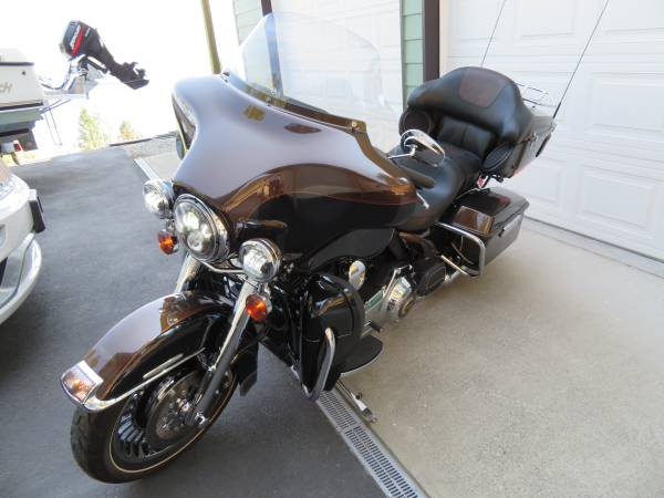 Photo 2013 Harley Ultra Classic Limited - $18,495 (Chelan)