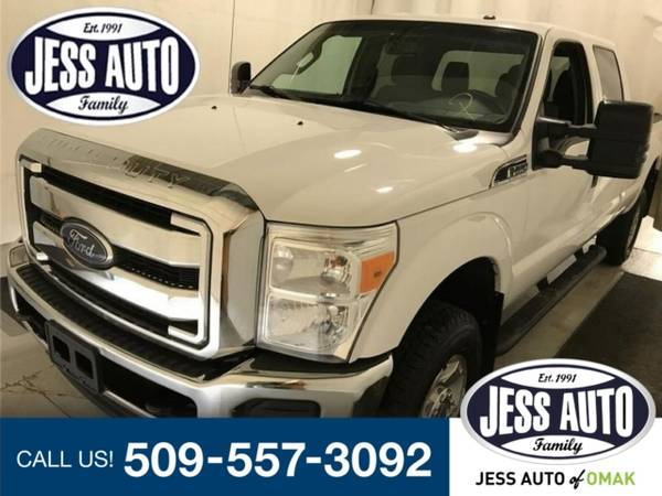 Photo 2016 Ford Super Duty F-350 SRW Truck F350 XLT Ford F-350 F 350 - $34367 (2016 Ford Super Duty F-350 SRW XLT)