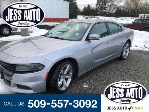 Photo 2017 Dodge Charger RT Sedan Charger Dodge - $24995 (2017 Dodge Charger RT)