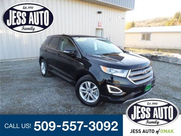 Photo 2017 Ford Edge SEL SUV Edge Ford - $23395 (2017 Ford Edge SEL)