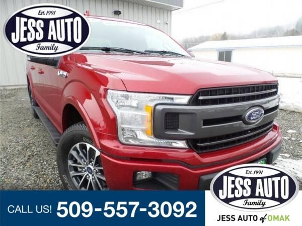 Photo 2018 Ford F-150 Truck F150 XLT 4WD Ford F 150 - $32995 (2018 Ford F-150 XLT 4WD)
