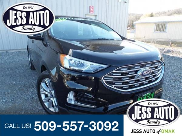 Photo 2019 Ford Edge Titanium SUV Edge Ford - $29651 (2019 Ford Edge Titanium)