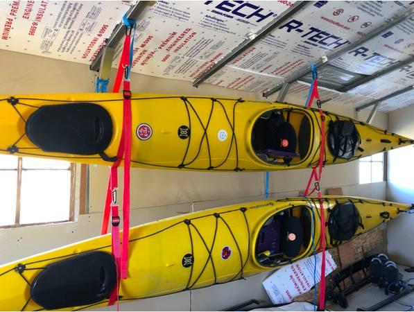 Photo 2 Perception Eclipse Sea Kayaks - $1600 (Manson)