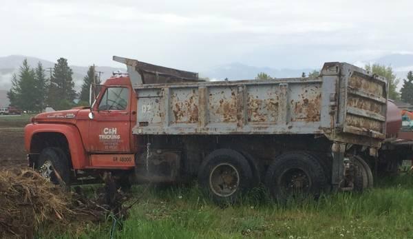 Photo 4 in1 Bucket, Chipper, Truck, Post (Wenatchee, WA)