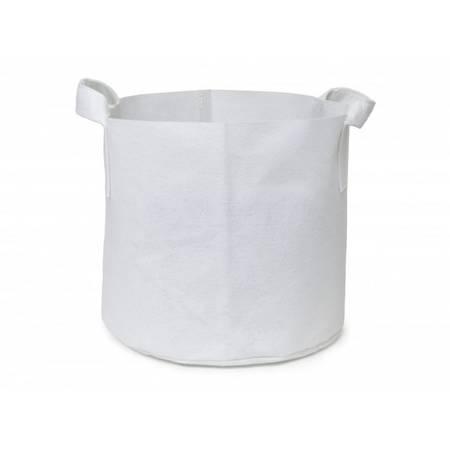 Photo 5 - 15-Gallon Fabric PotPlanting Grow Bags White, Provide Phone  - $13 (East Wenatchee)