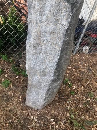 Photo 5 ft granite ston slab - $250 (Wenatchee wa)