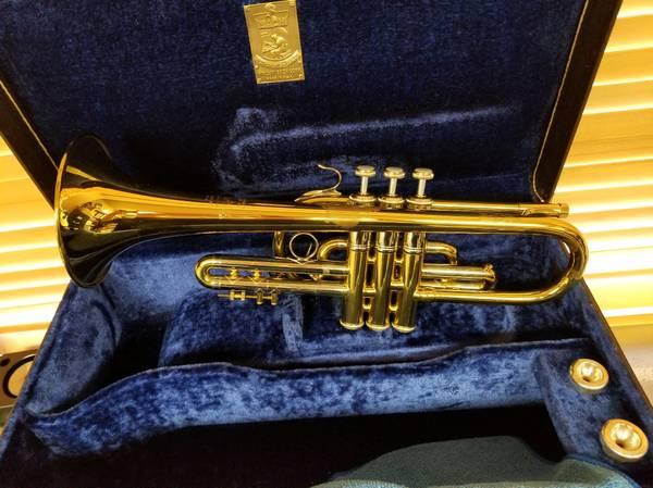 Photo Bach Stradivaruis Model 37 Cornet 1965-66 - $1,300 (Wenatchee)