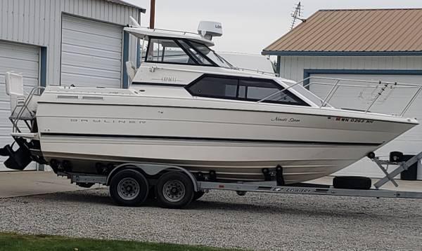 Photo Bayliner 2452 Ciera Express - $36,500 (East Wenatchee, WA)