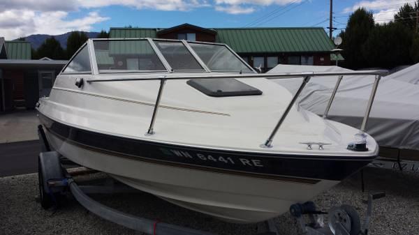 Photo Capri Bayliner Boat For Sale - $6,000 (Manson)