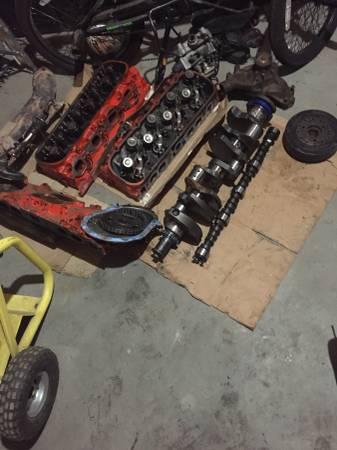 Photo Chevy 454 Parts (Wenatchee)
