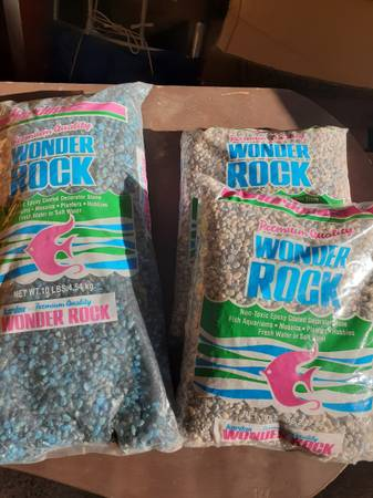Photo Decorative Wonder Rock - $3 (Wenatchee)