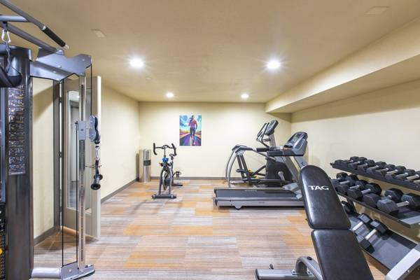 Photo Fitness Center, New Custom Interior Finishes, Views