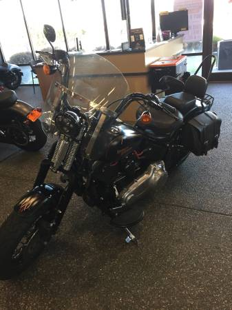 Photo Harley Davidson crossbones - $9,000