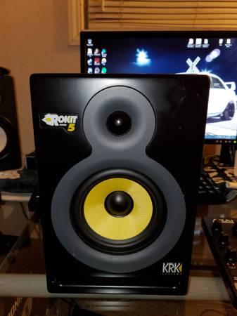 Photo KRK ROKIT 5 G1 Audio monitor - $30 (East Wenatchee, WA)