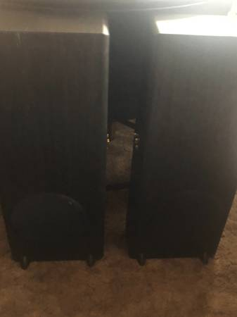 Photo Mordant-short loudspeakers - $800 (Wenatchee wa)