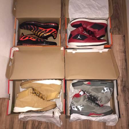 Photo Nike  Jordan Shoes - $1 (Wenatchee)