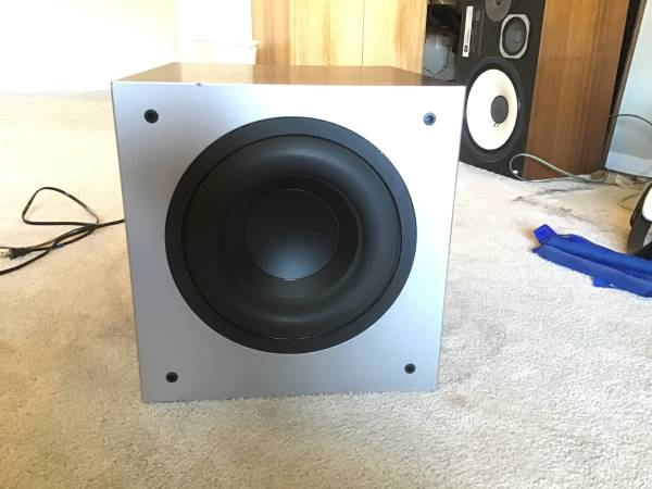Photo Polk audio powered subwoofer - $60 (Oroville)