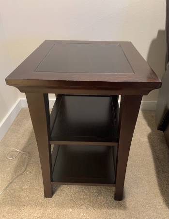 Photo Pottery Barn Metropolitan Side Table - $175