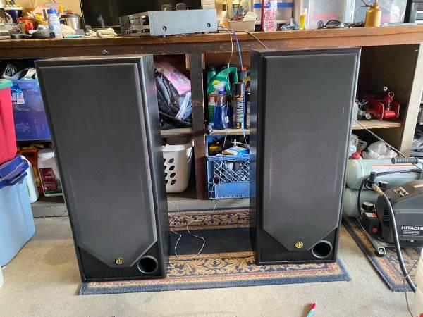 Photo RTR speakers - $75 (Wenatchee)