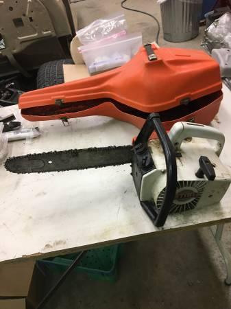 Photo Stihl 015 chainsaw - $85 (Wenatchee)