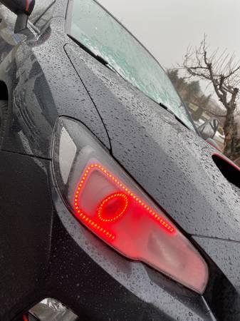 Photo Subaru Wrx 2015 Custom LED Sequential Headlights - $650 (Wenatchee, WA)